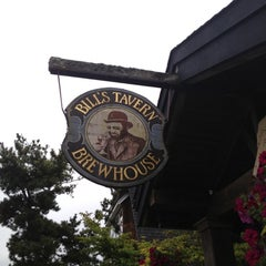 Photo taken at Bill's Tavern Brew House by Kathina B. on 10/13/2012