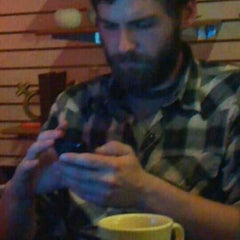 Photo taken at Cahoots Coffee Bar by Matt P. on 10/13/2013