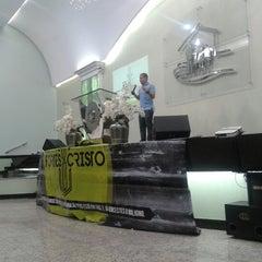 Photo taken at Igreja Catedral da Família by Rodrigo E. on 2/9/2013