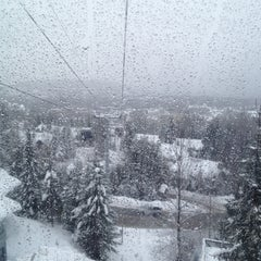 Photo taken at Whistler Village Gondola by Douglas M. on 1/6/2013