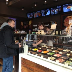 Photo taken at Karmello by Tatyana on 11/3/2012