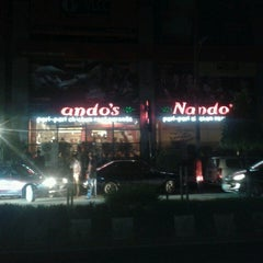 Photo taken at Nando's by Kajal A. on 8/5/2013