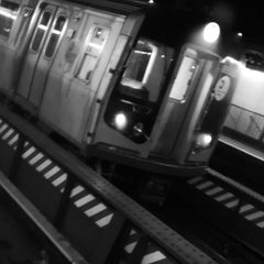 Photo taken at MTA Subway - 30th Ave (N/Q) by Jeff R. on 1/21/2013