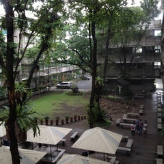 Photo taken at Ateneo de Davao University by Rovs A. on 7/27/2013