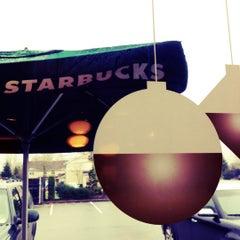 Photo taken at Starbucks by Corey P. on 12/10/2012