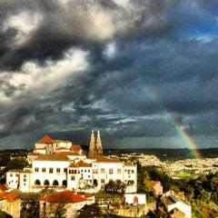 Photo taken at Sintra by José Manuel F. on 2/19/2013