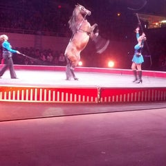 Photo taken at Knoxville Civic Audiotorium & Coliseum by Matt K. on 2/23/2013