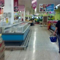 Photo taken at Extra Supermercado by Amarílio P. on 10/26/2012