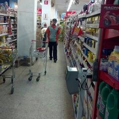 Photo taken at Extra Supermercado by Amarílio P. on 10/16/2012
