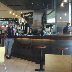 Photo taken at Quikshots Coffee by Buddheesha W. on 7/26/2015
