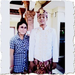 Photo taken at Banjar Penopengan - Sanur by Bhebell B. on 9/27/2013