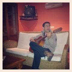 Photo taken at Hotel Rural Suquin by Miguel Á. on 3/9/2013