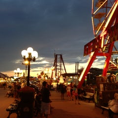 Photo taken at Fantasy Island by Chuck on 8/4/2013