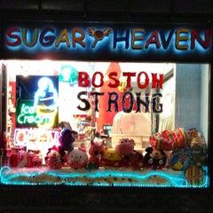 Photo taken at Sugar Heaven by Jasmine M. on 5/1/2013