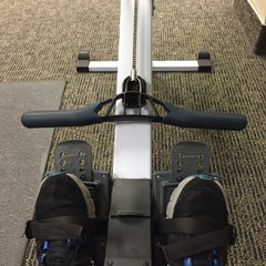 Photo taken at LA Fitness by Robert A. on 1/23/2016