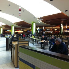 Photo taken at Upper Canada Mall by Michael B. on 11/20/2012