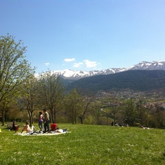 Photo taken at Parco Del Sole by Carlo N. on 4/14/2013