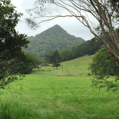 Photo taken at Mullumbimby by Clairebear on 12/27/2014