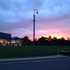 Photo taken at St Mary's University by Christopher S. on 10/20/2012