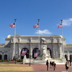 Photo taken at Union Station by Nathalie on 5/3/2013
