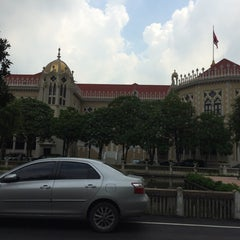 Photo taken at สำนักงานปลัดสำนักนายกรัฐมนตรี (The Office of the Permanent Secretary, The Prime Minister's Office) by Chalit on 11/7/2014
