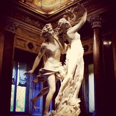 Photo taken at Galleria Borghese by A.A on 2/23/2013