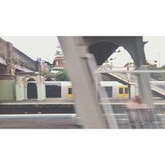 Photo taken at Croydon Station by Ross K. on 8/1/2013