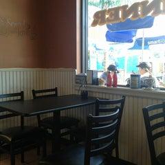 Photo taken at Bashful Banana Cafe by Cory on 8/20/2013