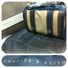 Photo taken at Charles & Keith by Jessica J. on 9/30/2012