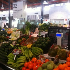 Photo taken at Mercado Central de Almería by TreceBits on 12/24/2012