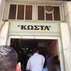 Photo taken at Κώστα by Panos K. on 5/29/2013