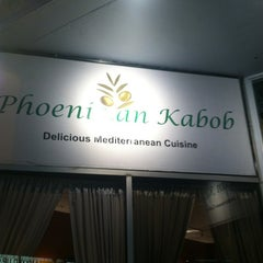 Photo taken at Phoenician Kabob by Zach on 2/6/2013