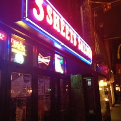 Photo taken at 3 Sheets Saloon by 5xPanda on 1/31/2013
