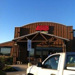 Photo taken at Logan's Roadhouse by Bryan on 11/1/2012