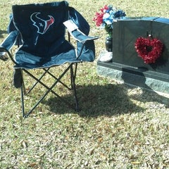 Photo taken at Forest Park Cemetery by ysidro m. on 1/25/2014