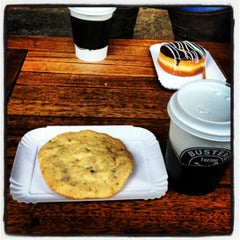 Photo taken at Busters Coffee by Maria on 10/21/2012