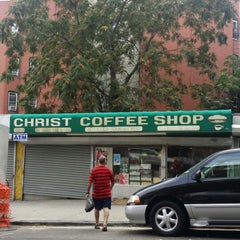 Photo taken at Christ Coffee Shop by Jose M. on 9/8/2014