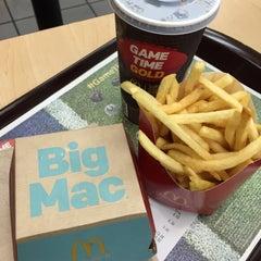 Photo taken at McDonald's by Akos K. on 11/28/2015