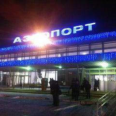 Photo taken at Международный аэропорт Большое Савино / Bolshoye Savino International Airport (PEE) by Евгений Б. on 1/30/2013