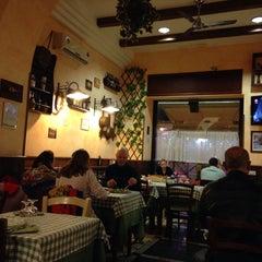 Photo taken at Antica Pizzeria Fratelli Ricci Est! Est!! Est!!! by Tacettin A. on 1/26/2015