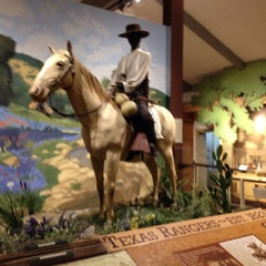 Photo taken at Texas Ranger Hall of Fame and Museum by Dirk V. on 11/14/2015