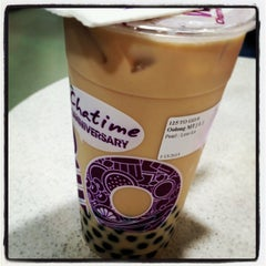 Photo taken at Chatime by Rose A. on 1/13/2015