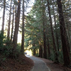 Photo taken at Joaquin Miller Park by Bkwm J. on 9/13/2014