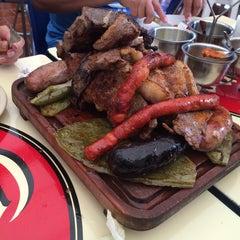 "Photo taken at Parrillada Argentina ""El Turco"" by Giovani on 6/29/2014"