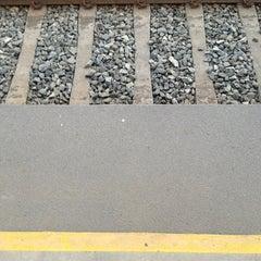 Photo taken at Metro Valparaiso - Estación El Salto by Cristian F. on 1/27/2013