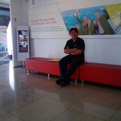Photo taken at Samsat Polda Metro Jaya by Pangeran G. on 2/17/2014