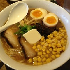 Photo taken at Monta Japanese Noodle House by Lauren L. on 1/2/2013