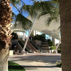 Photo taken at Palm Springs International Airport (PSP) by Elsa M. on 1/28/2013