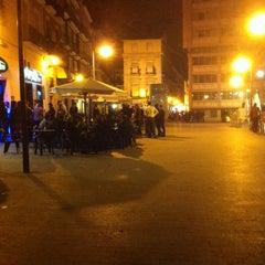 Photo taken at Plaza San Cristóbal by David on 3/8/2014
