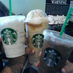 Photo taken at Starbucks by Richard W. on 5/3/2013